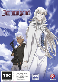 Jormungand - Complete Series Collection (Episodes 1 - 24) on DVD
