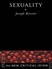 Sexuality by Joseph Bristow image