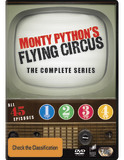 Monty Python's Flying Circus - Complete Series DVD