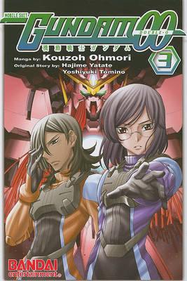 Gundam 00 Manga: v. 3 by Kozo Omori
