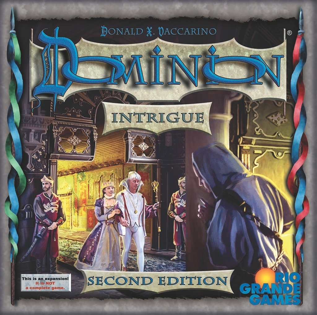 Dominion: Intrigue - 2nd Edition image