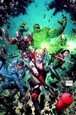 Suicide Squad Vol. 4 (Rebirth) by R Williams