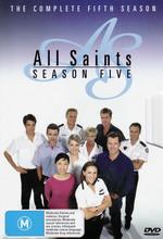 All Saints - Complete Season 5 (10 Disc Box Set) on DVD