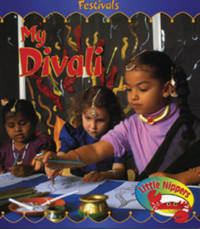 My Divali by Monica Hughes image