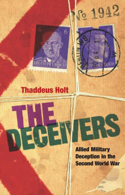 The Deceivers by Thaddeus Holt image