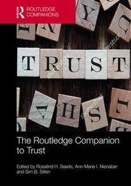 The Routledge Companion to Trust
