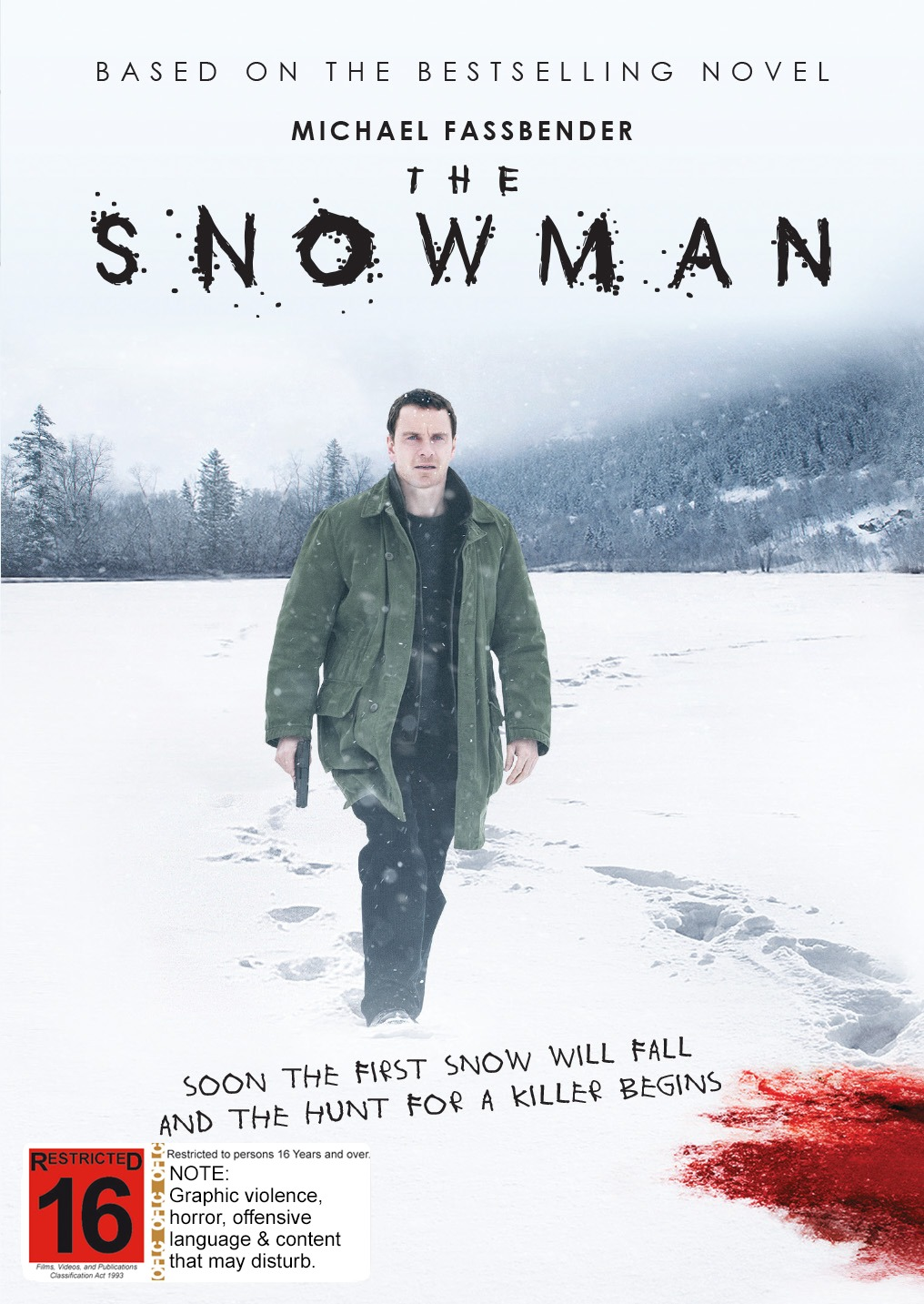The Snowman on DVD image