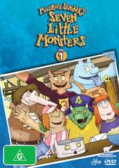 Seven Little Monsters: Vol 1 on DVD