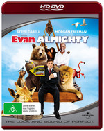 Evan Almighty on HD DVD