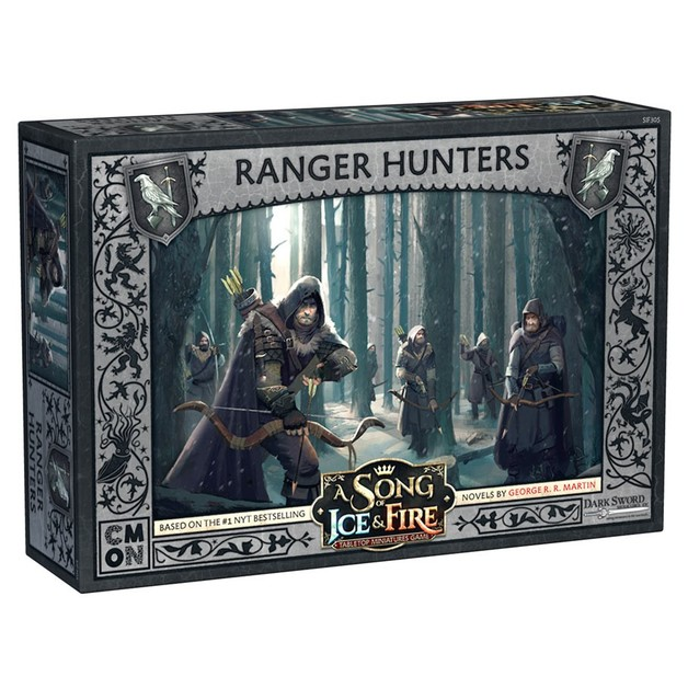 A Song of Ice & Fire TMG - Ranger Hunters