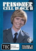 Prisoner - Cell Block H: Vol. 10 - Episodes 145-160 (4 Disc Set) on DVD