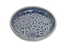 Botanic Dark Blue Dish (12cm)