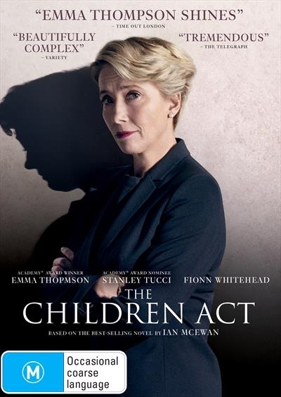 The Children Act on DVD image