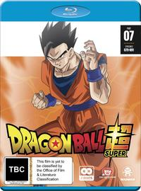 Dragon Ball Super - Part 7 (eps 79-91) on Blu-ray