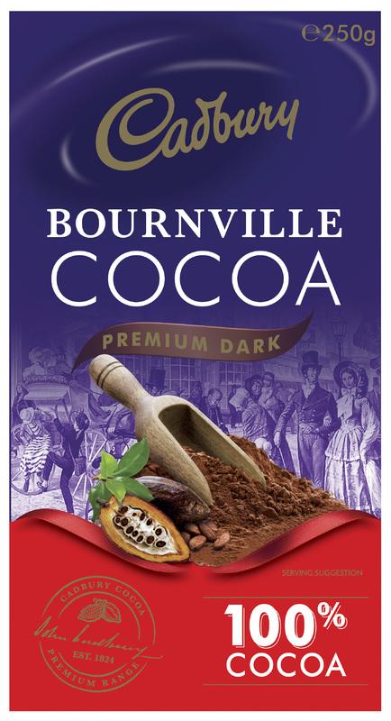 Cadbury Bournville Cocoa (250g)