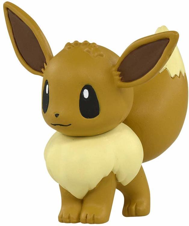 Pokemon: Moncolle: Eevee - PVC Figure