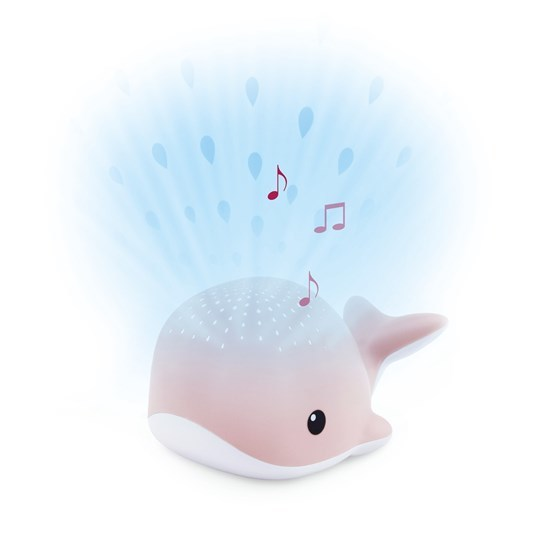 Zazu: Wally - Light Projector (Pink)