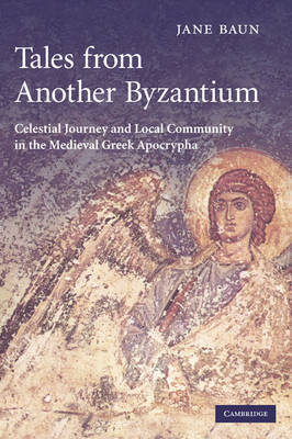 Tales from Another Byzantium by Jane Baun image