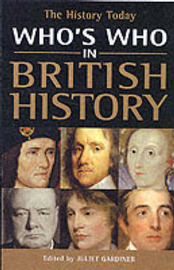 Who's Who in British History image
