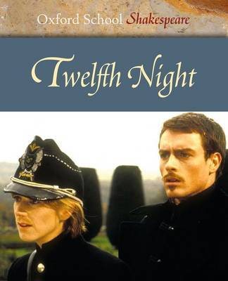 Twelfth Night by William Shakespeare image