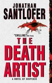 The Death Artist by Jonathan Santlofer image