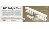 1903 Wright Flyer 1/20 Balsa Model Kit