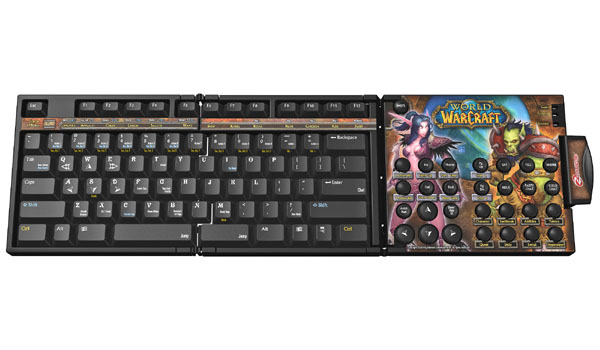 Zboard Keyset: World of Warcraft