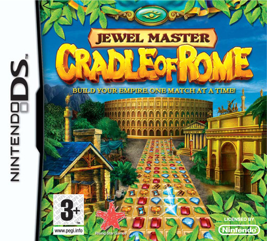 Cradle of Rome for Nintendo DS