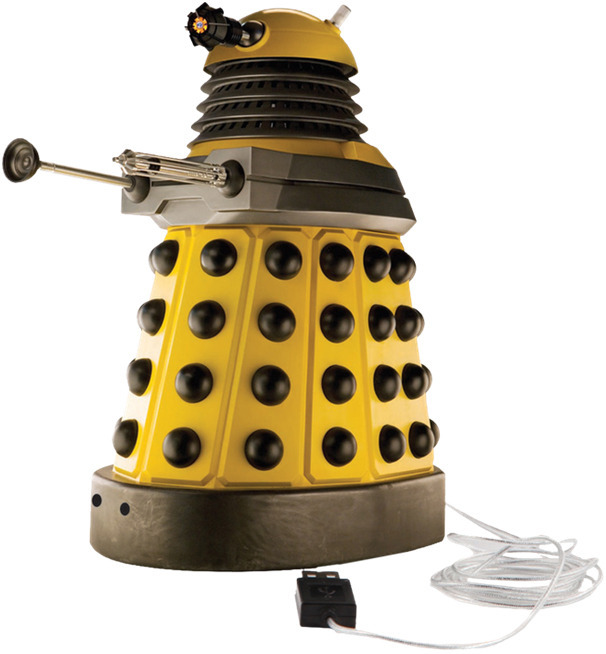 Doctor Who Eternal Dalek Desk Protector