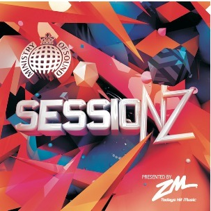 Ministry of Sound - SessioNZ (2CD) by Ministry Of Sound