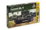 Italeri 1:56 Cromwell Mk.IV(Warlord Games)