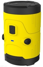 scosche boomBOTTLE H20 - Waterproof Wireless Speaker - Yellow