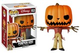 Nightmare Before Christmas: Jack the Pumpkin King Pop! Vinyl Figure
