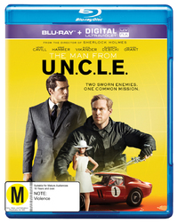 The Man From U.N.C.L.E (UV) on Blu-ray