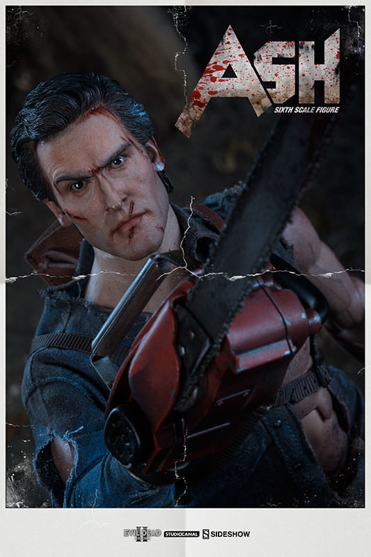 "Evil Dead: Ash Williams - 12"" Figure"