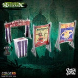 ColorED Scenery: Malifaux Circus Entrance