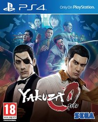 Yakuza 0 for PS4