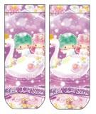 Little Twin Stars Kiki & Lala - Transcription Socks