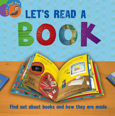Let's Find Out: Let's Read a Book by Ruth Walton image