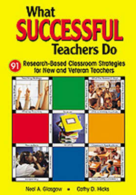 What Successful Teachers Do by Neal A. Glasgow image