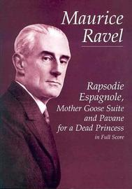 Maurice Ravel by Maurice Ravel