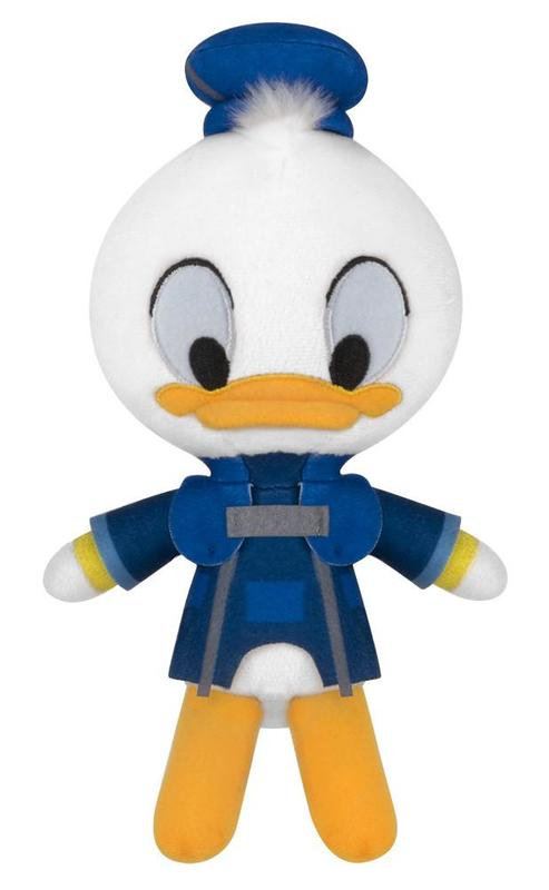 Kingdom Hearts - Donald Hero Plush