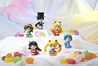 Sailor Moon: Petite Chara Land Candy Make Up (Blind Box)