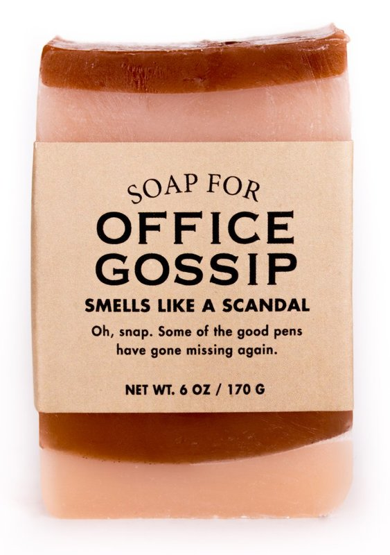 Whiskey River Co: Soap - For Office Gossip