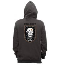 "Call of Duty: Black Ops 4 Zipper Hoodie ""Patch"", M"