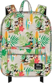 Loungefly: Mickey Mouse - Mickey Hawaii Print Backpack