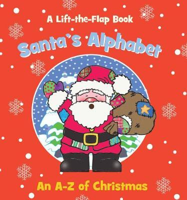 Christmas Mini Lift the Flap Santa's Alphabet image