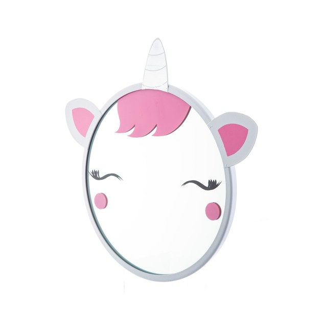 Rainbow Unicorn Mirror