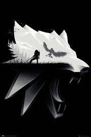 The Witcher: Maxi Poster - Open World (1023) image