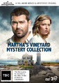 Martha's Vineyard Mystery Collection on DVD